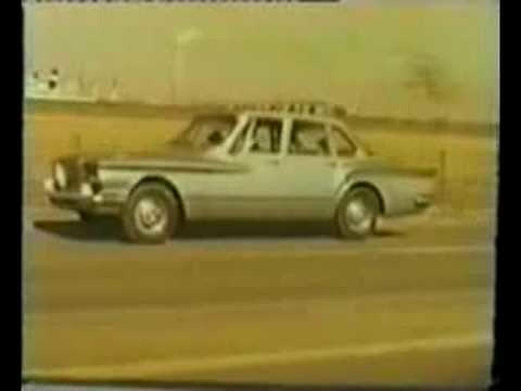 1960 (3 of 6) Plymouth Valiant TV Ad