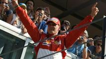 Ferrari boss not ruling out Schumacher return
