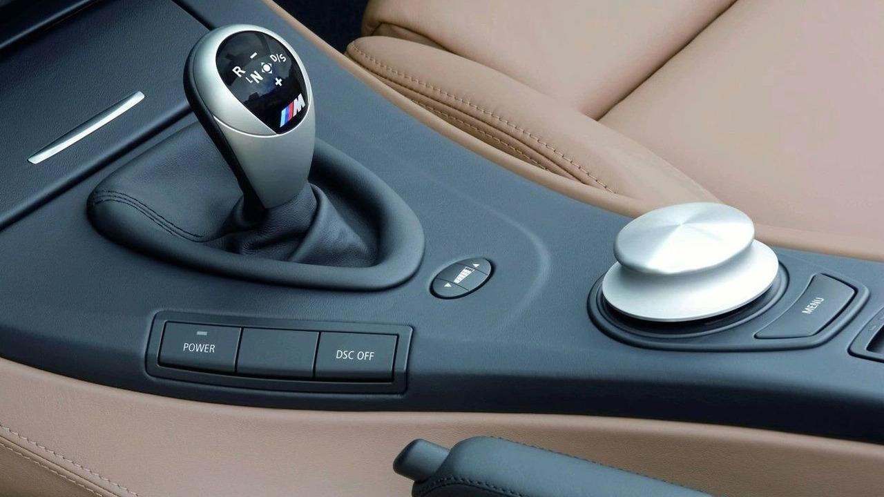 New BMW M3 Convertible interior