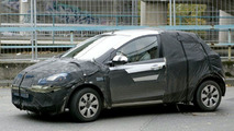 New Mazda 2 Spy