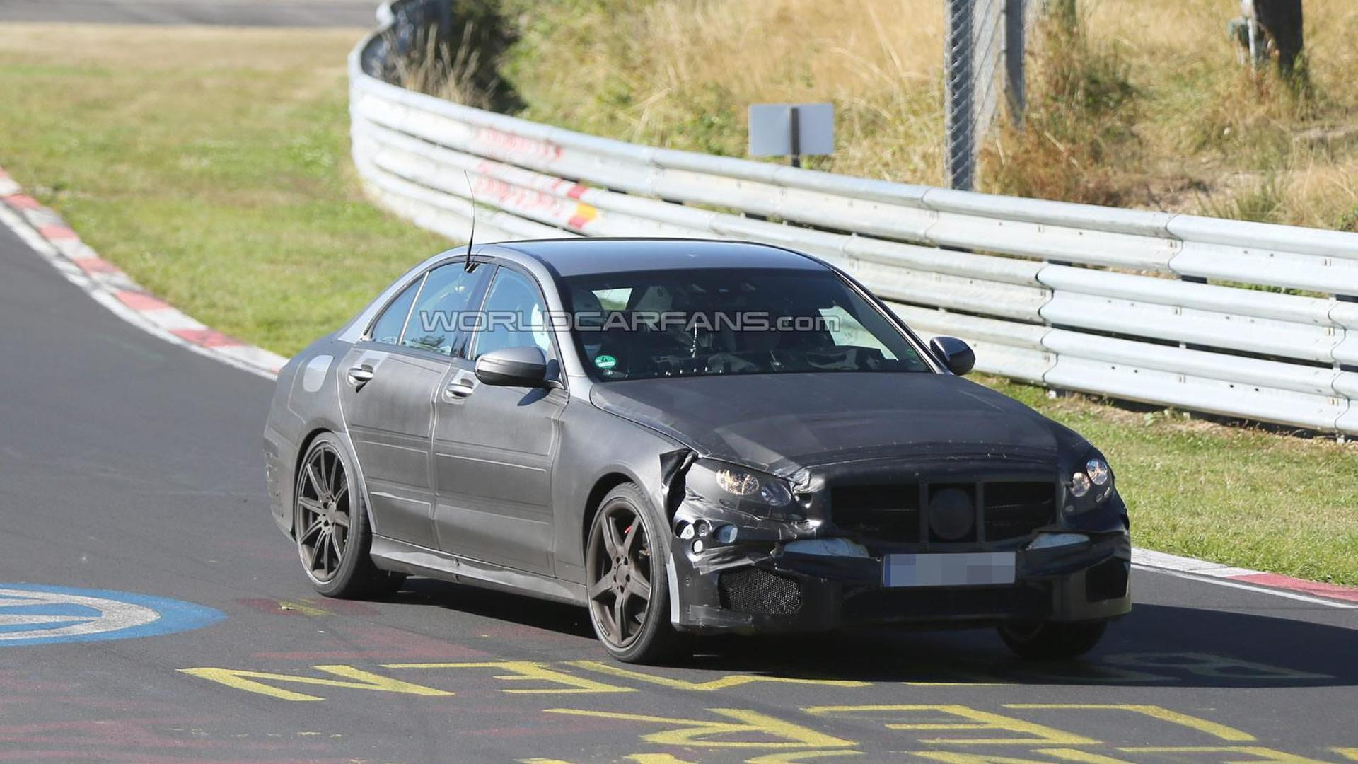 Mercedes-Benz C63 AMG coming late 2014 with V8 4.0-liter twin-turbo, hybrid due 2015 - report