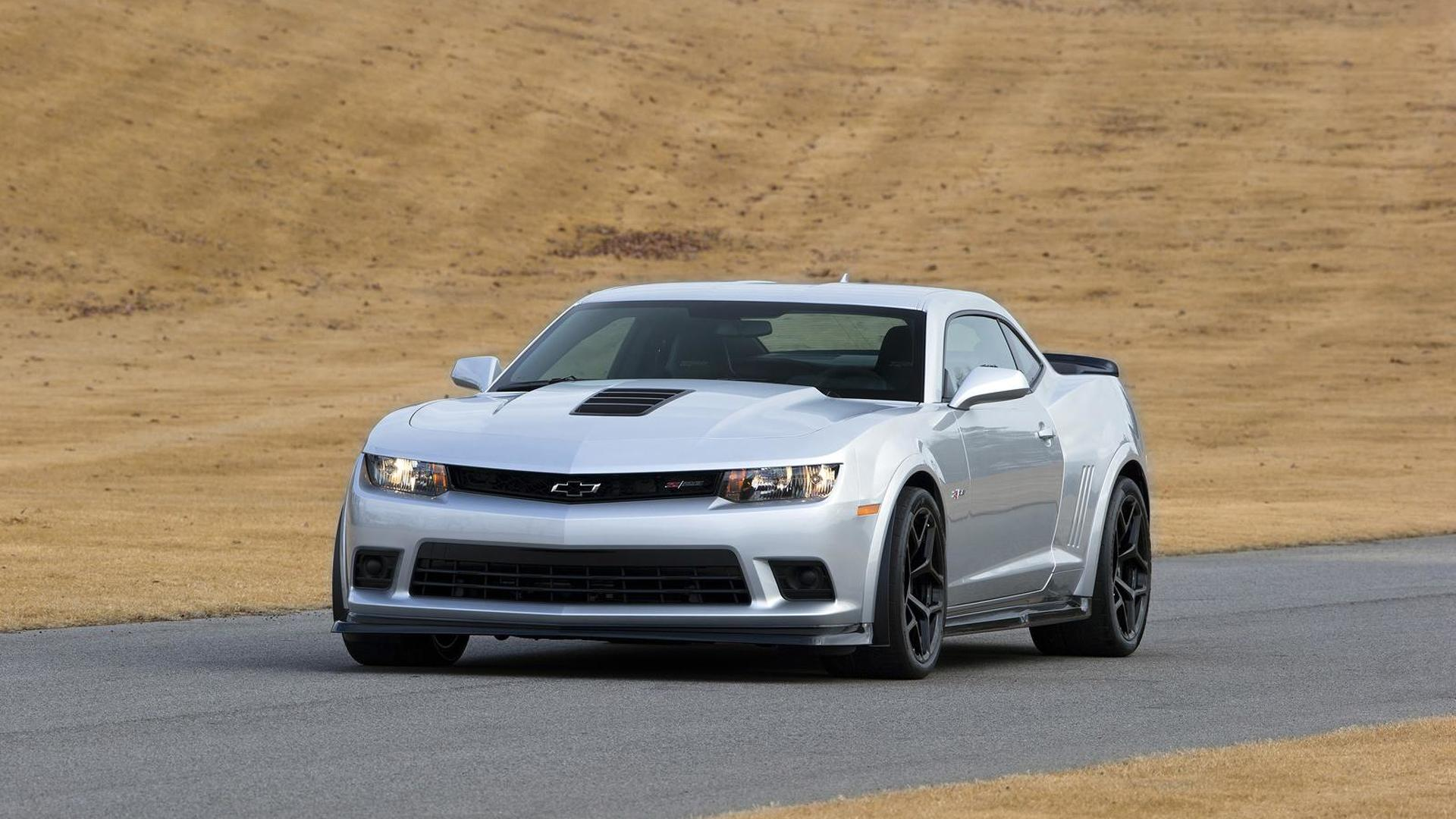 2016 Chevrolet Camaro to get 2.0-liter turbo engine - report