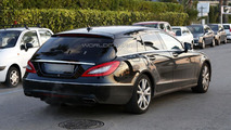 2015 Mercedes CLS Shooting Brake spy photo 03.12.2013