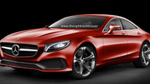 Mercedes-Benz SSC render 25.09.2013