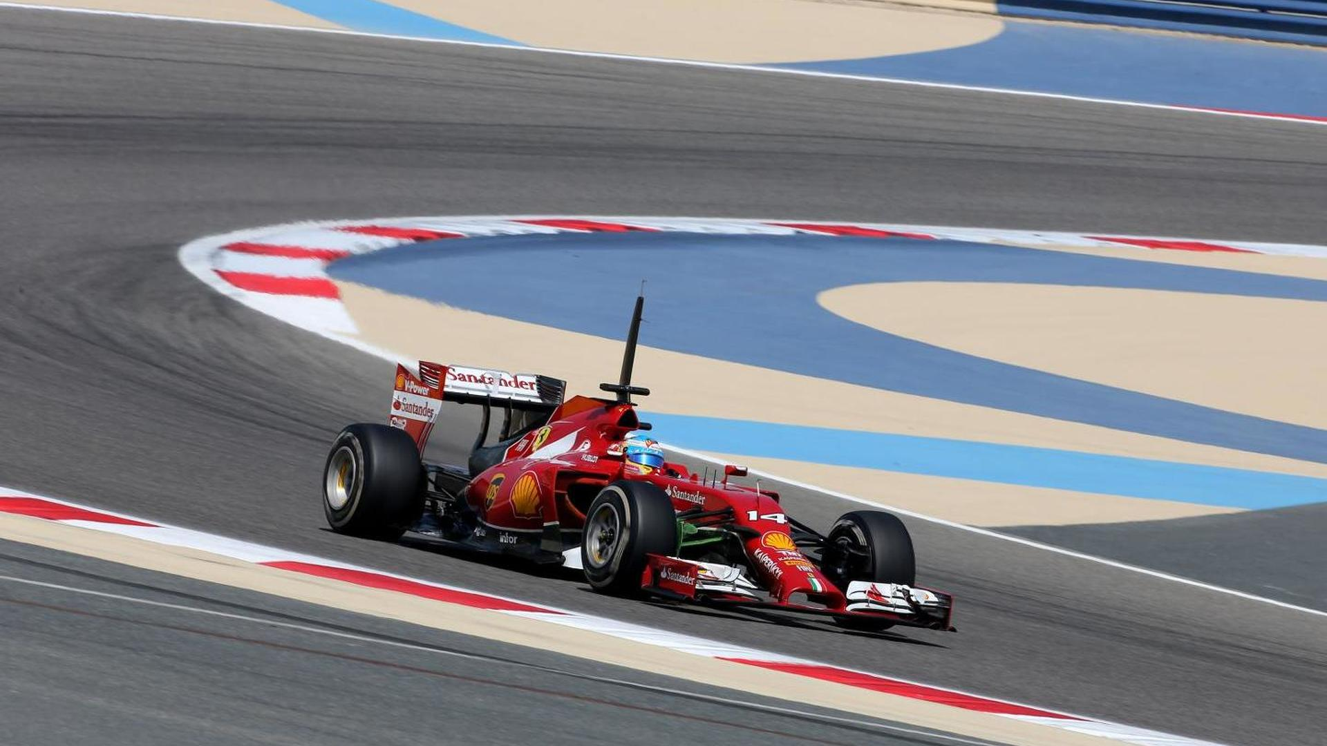 Ferrari problems continue, ends Bahrain test early