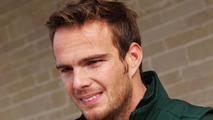 Van der Garde becomes Sauber reserve
