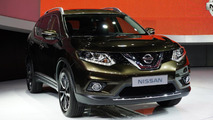 2014 Nissan X-Trail aka Rogue in US live in Frankfurt 10.09.2013
