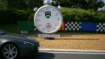 Aston Martin Celebrates a Weekend of Endurance Racing
