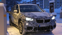 2016 BMW X1 spy photo