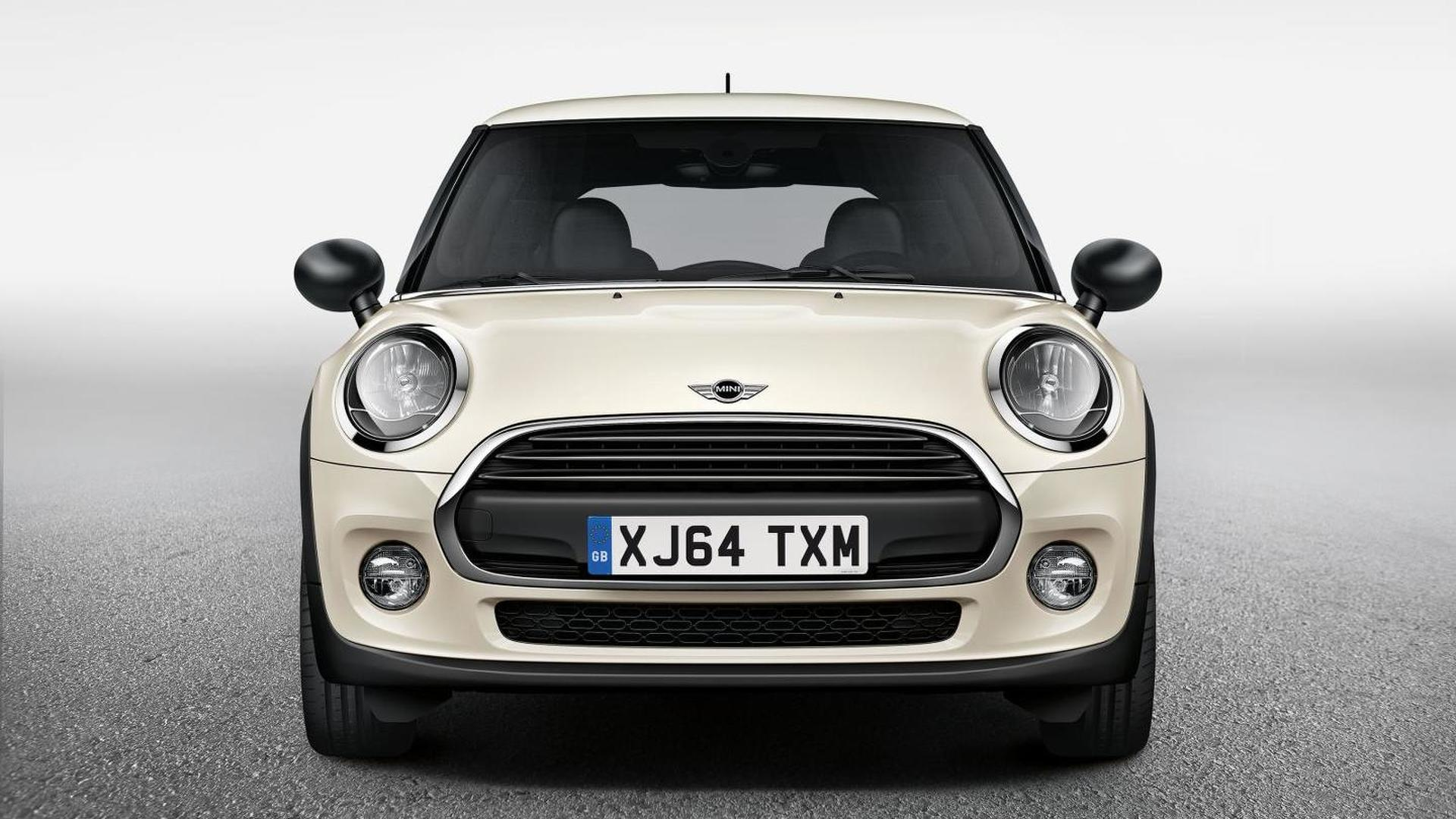 MINI One First 5 door introduced with 75 HP