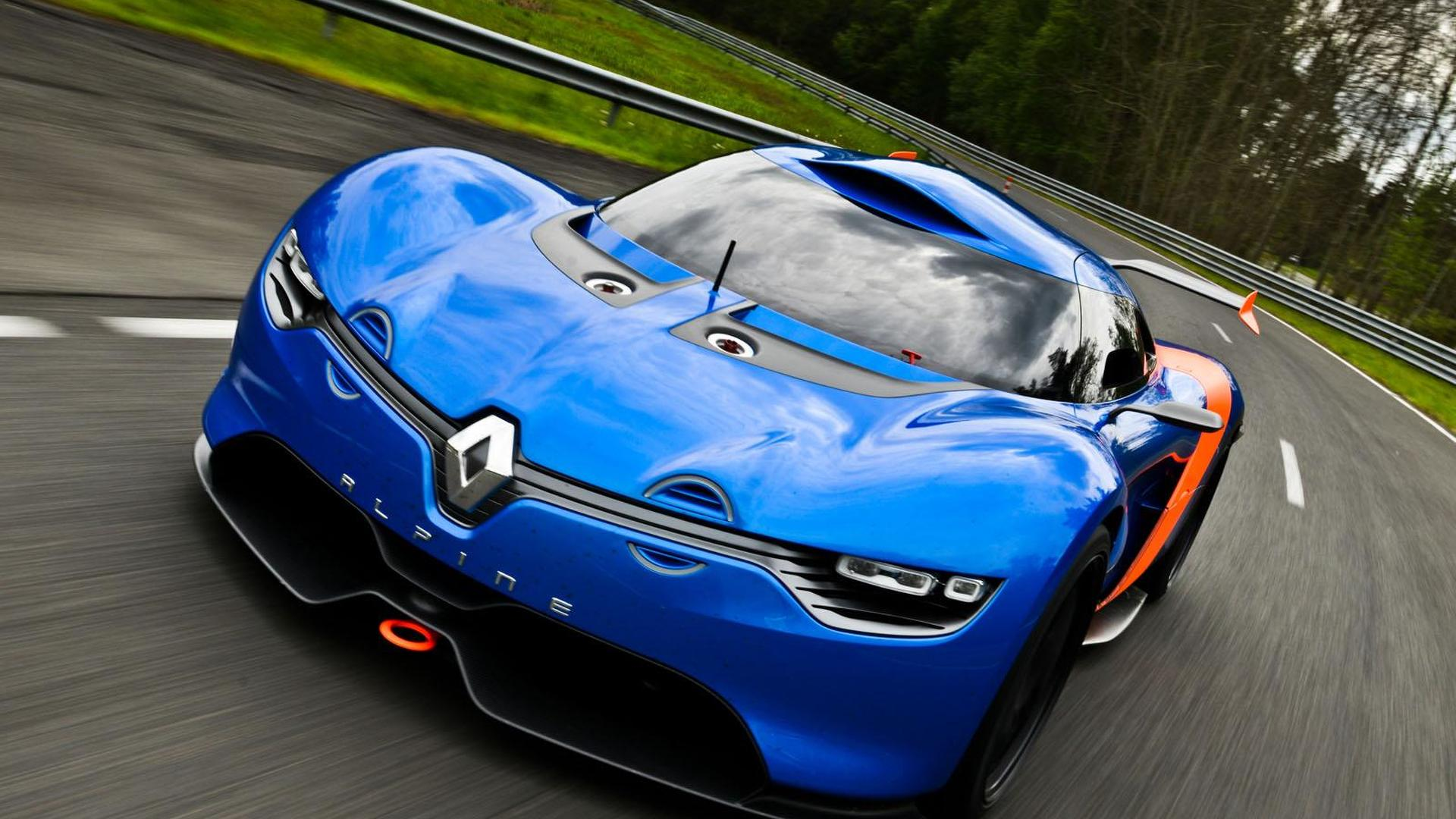 Renault and Caterham confirm collaboration for new Alpine