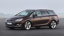 Opel announce range-topping diesel-engined Astra
