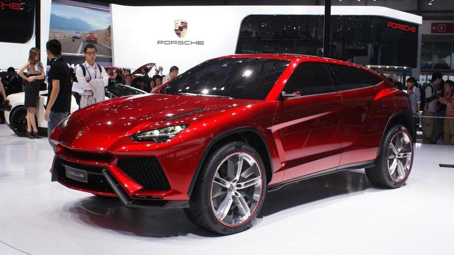 Lamborghini Urus plug-in hybrid confirmed