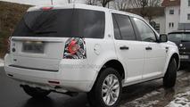 2013 Land Rover Freelander facelift spy photo 16.02.2012