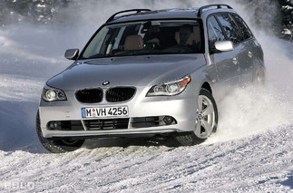 BMW 530xi Touring