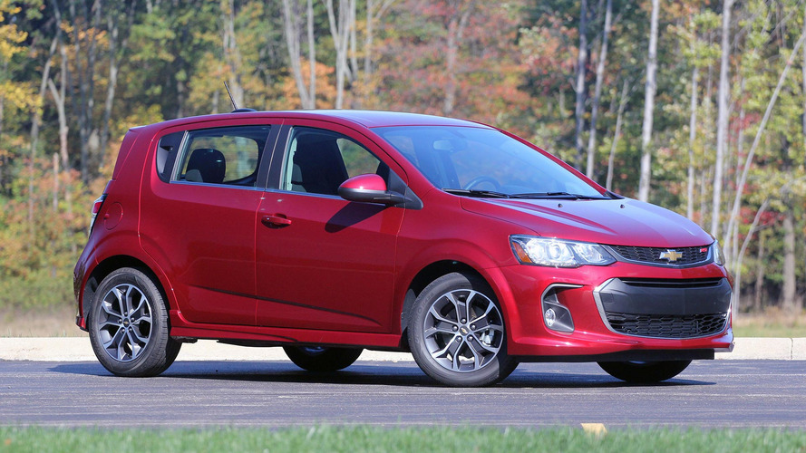 2017 Chevy Sonic Review: More boom than bust
