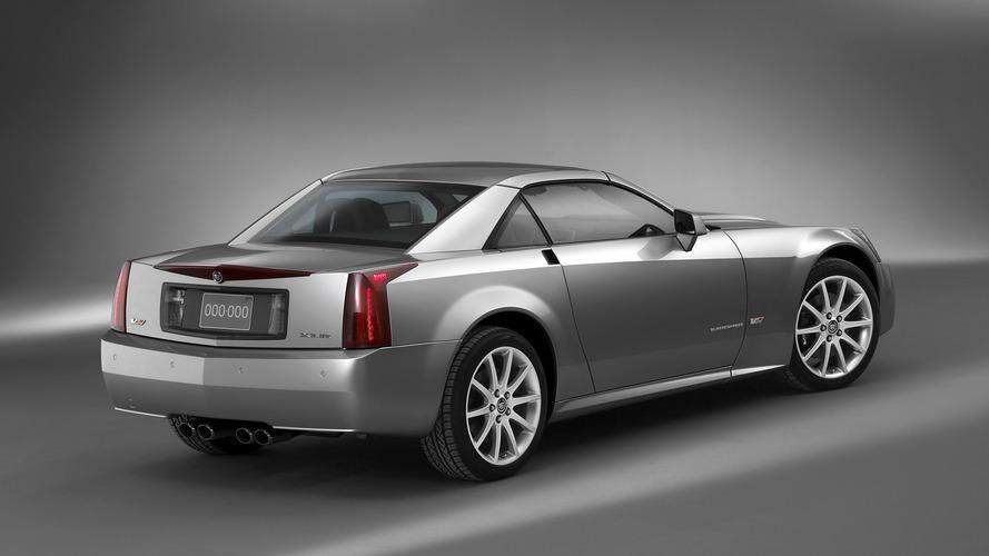 Worst Sports Cars: Cadillac XLR