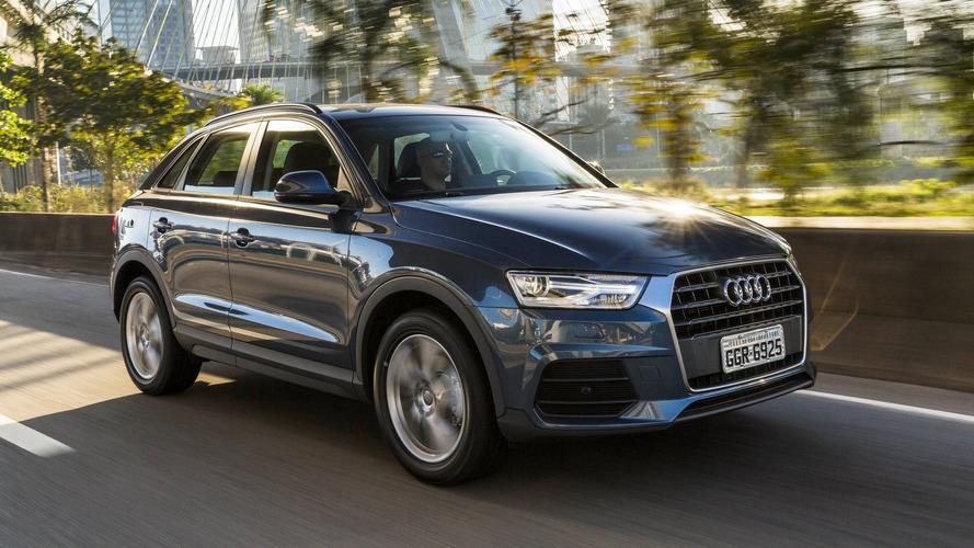 SUVs premium mais vendidos em 2016 – Q3 e Range Rover Sport  são os preferidos