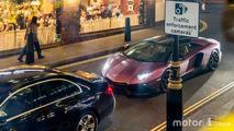 PHOTOS - Week-end riche en supercars à Londres !