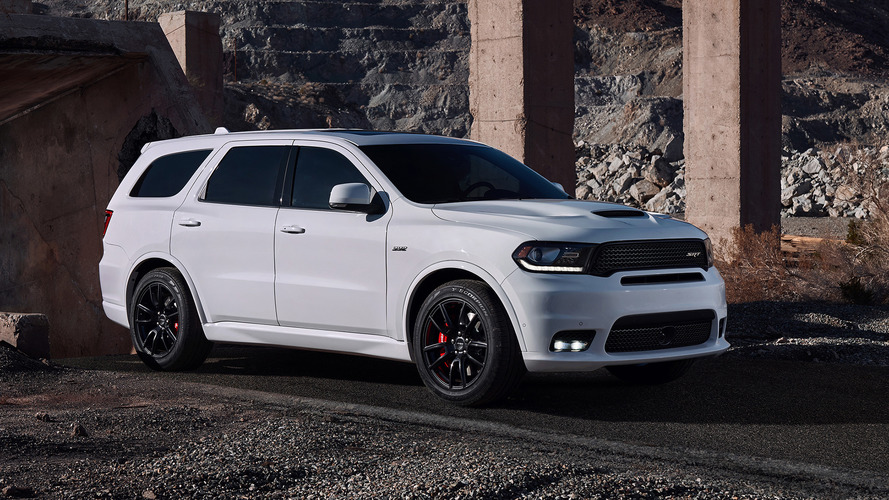 2018 Dodge Durango SRT is your 12-second family crossover