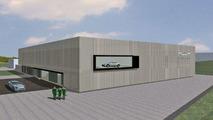 Astin Martin Nurburgring New Test Center
