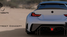 BMW M4 Mamba GT3 Street Concept