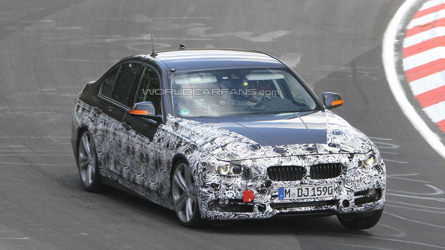 2014 BMW M3 to have 450 hp - report