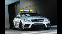 Mercedes-Benz C63 AMG Coupe Black Series DTM Safety Car