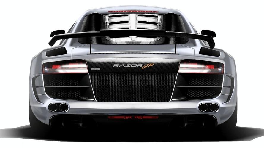 PPI Razor GTR to Debut at Essen Motor Show 2008