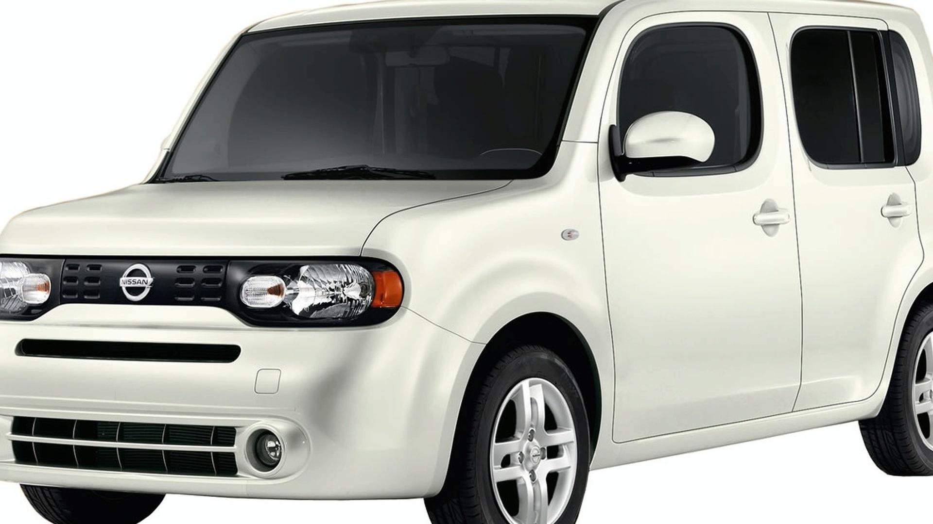 Nissan Cube flops in Europe