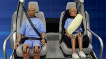 Ford Inflatable Seat Belts Mystery Supplier Uncovered - No it's not Volvo