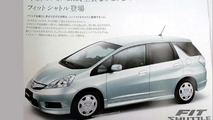 2011 Honda Fit / Jazz Shuttle, 900, 04.02.2011