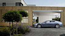 2010 Aston Martin Rapide production version