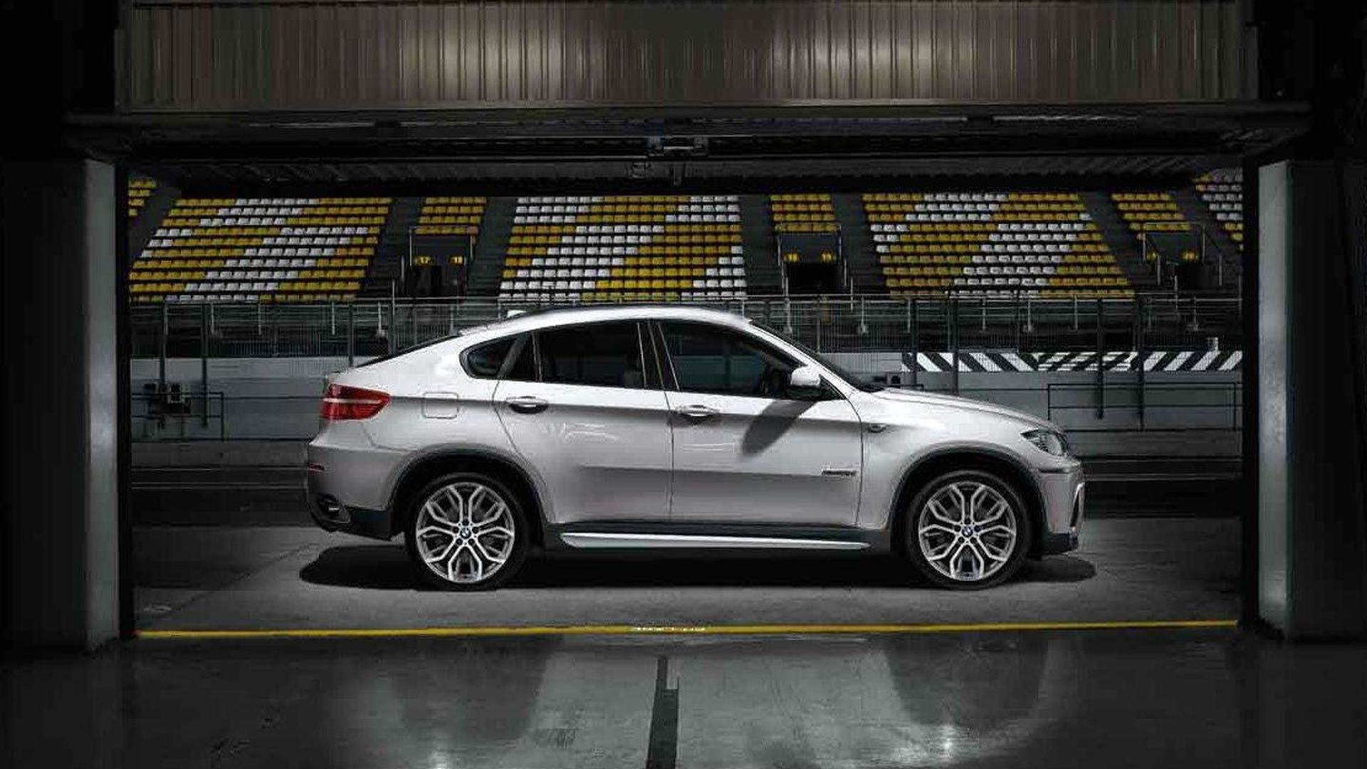 bmw x6 performance unlimited special edition revealed for japan. Black Bedroom Furniture Sets. Home Design Ideas