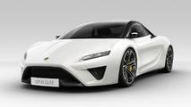 2015 Lotus Elise surprise reveal in Paris [video]