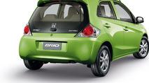 Honda Brio unveiled