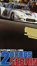 Sebring Poster 1981: Porsche 935