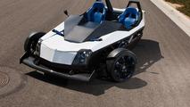 Epic EV Torq 200hp three wheeler electric vehicle