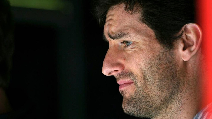 Five-place gearbox grid penalty for Webber