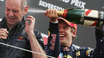 Newey staying put at Red Bull