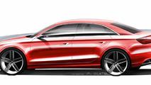 Audi A3 sedan concept - 21.2.2011