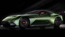 Aston Martin Vulcan to complete two flying laps at the 24 Hours of Spa