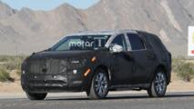 2018 Buick Enclave spy photos