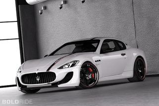 Bold Ride of the Week: Wheelsandmore Maserati MC Stradale Demonoxious