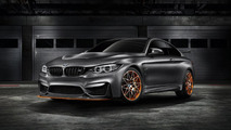 BMW showcases the M4 GTS concept [video]