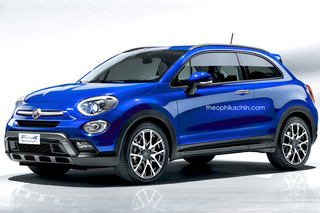 Fiat Needs to Build this 500X Coupe