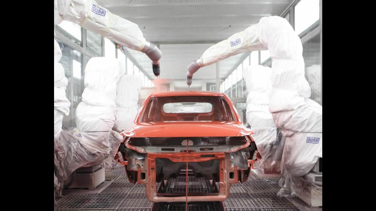 Volkswagen investirá R$ 360 milhões na fábrica de Taubaté