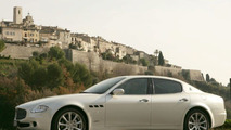 Maserati Quattroporte Automatic arrives in the UK
