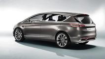 Ford S-MAX Concept 28.08.2013
