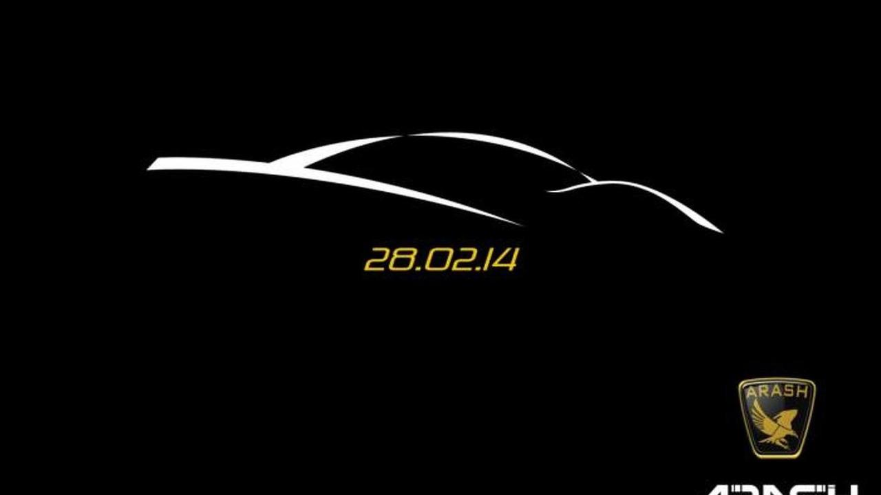 Arash Cars teaser